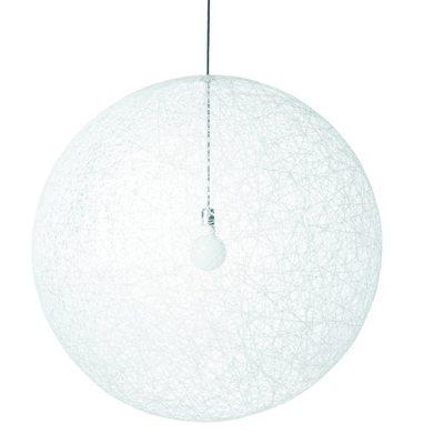 Bild av Random light pendel L, vit