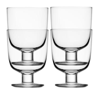 Lempi glas 4-pack klar