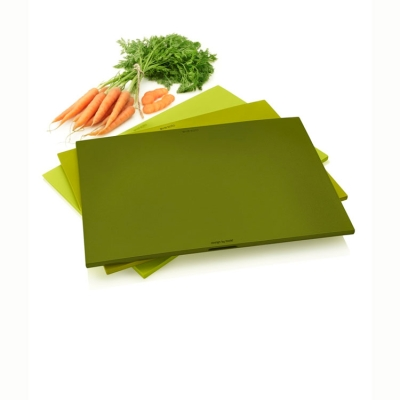 Skärbräda 3-pack grön