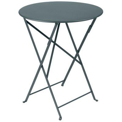 Bistro bord Ø60 storm grey