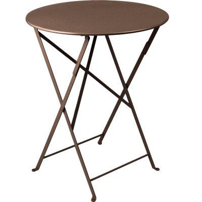 Bistro bord ø60 ruset