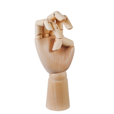 Wooden Hand, small