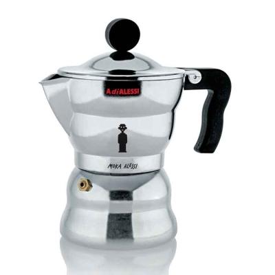 Moka Alessi Espressobryggare 30 cl