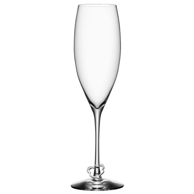 Crazy Heart champagneglas, 2-pack