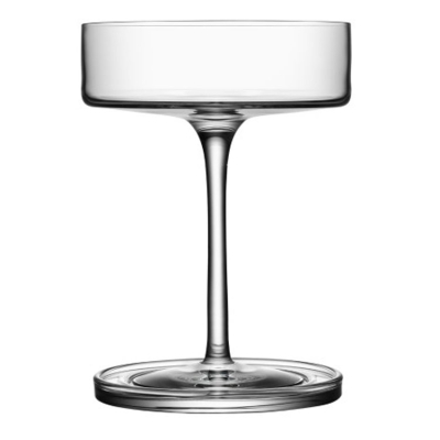 Karl Lagerfeld Coupe Champagne Clear