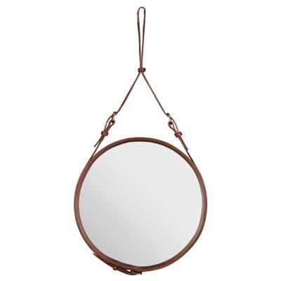 Bild av Adnet spegel Ã?45, brun