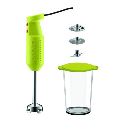 Bistro stavmixer set lime
