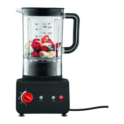 Bistro mixer 1,25 L svart