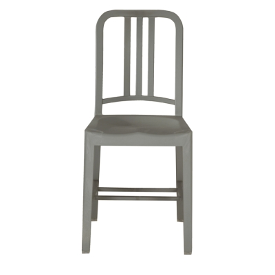 111 Navy Chair flint grey