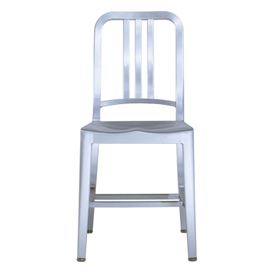 Navy chair aluminium 1006