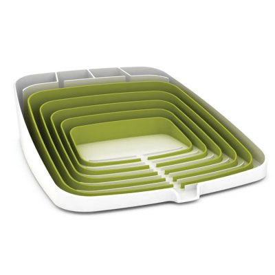 Arena diskställ vit/grön