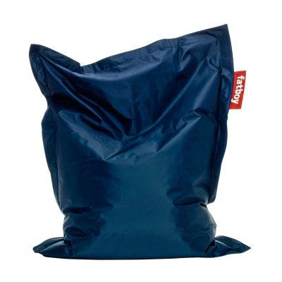 Fatboy Junior sittpuff, blå