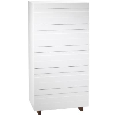 White byrå H 126 cm