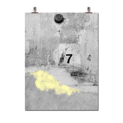 Garage no 7 poster