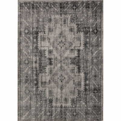 Sentimental matta grå 160×230