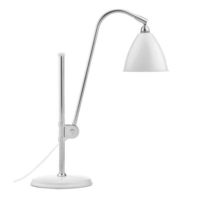 BL1 bordslampa matt vit