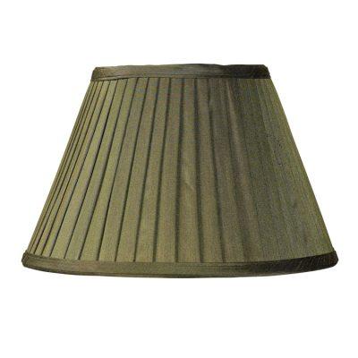 Illinois lampeskjerm 26 cm, grønn
