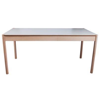C44 bord stomme natur 160×80
