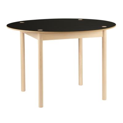 C44 bord stomme natur ø110