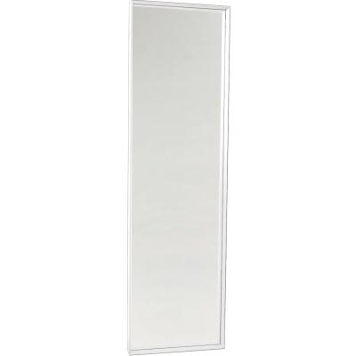 Spegel 7 vit