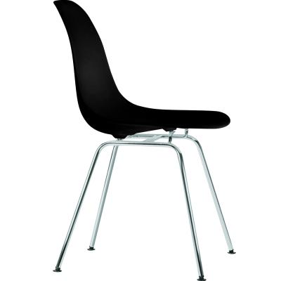 Eames Chair DSX kromade ben basic-dark