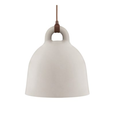 Bell lampa small, sand