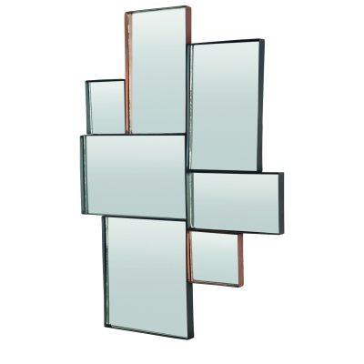 7 Squares spegel