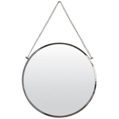 Bolina spegel rund, stål