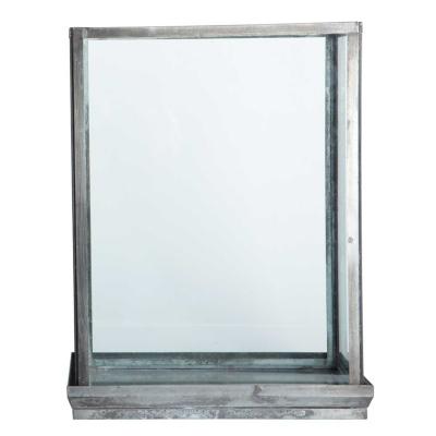 Glasmonter, 28x17 cm