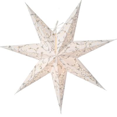 Beatrix 44 julstjärna vit