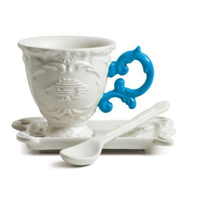 I-Coffee blå
