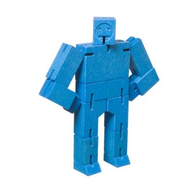 Microcubebot blå