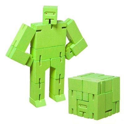 Microcubebot grön