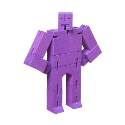 Microcubebot lila