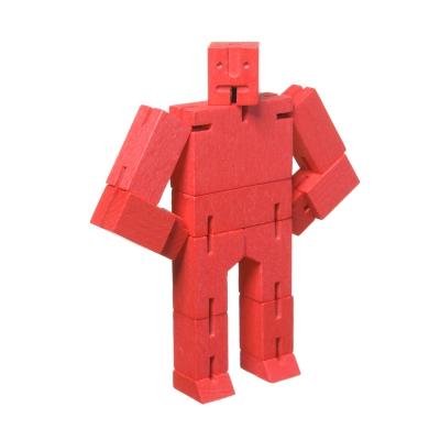 Microcubebot röd