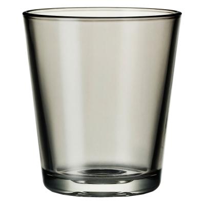 Dricksglas 4-pack grå