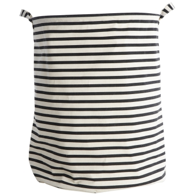 Stripe tvättkorg
