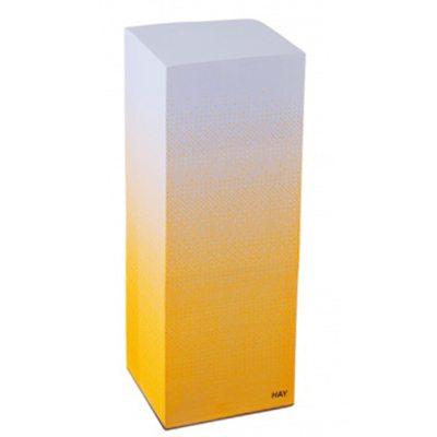 Tower Block post-it orange
