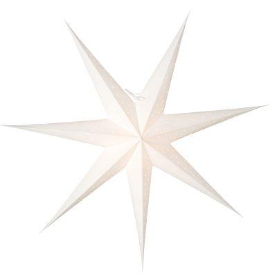 Stella Slim 80 julstjärna vit