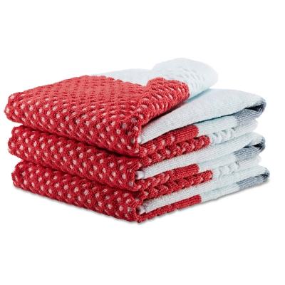 Hay handduk, cherokee red