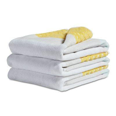 Hay handduk, autumn yellow