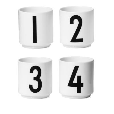 Espressomugg 1,2,3,4