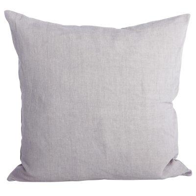 Simple kuddfodral 60×60 ljusgrå
