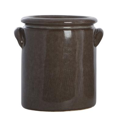 Pottery kruka S, brun