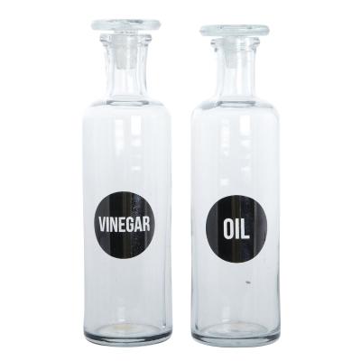 Olja & Vinäger-set