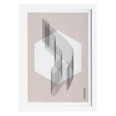 Geometrisk Lek vol.2 tavla