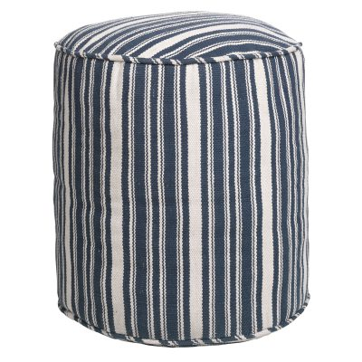 Lineo sittpuff, blå