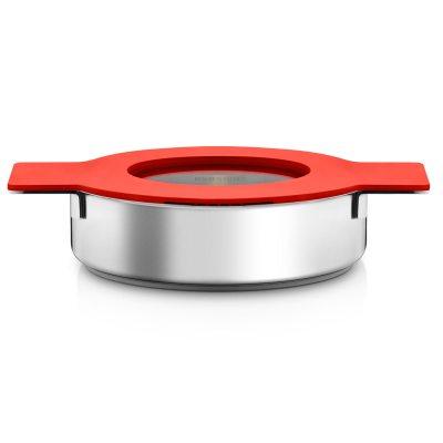 Gravity traktörgryta 24 cm röd