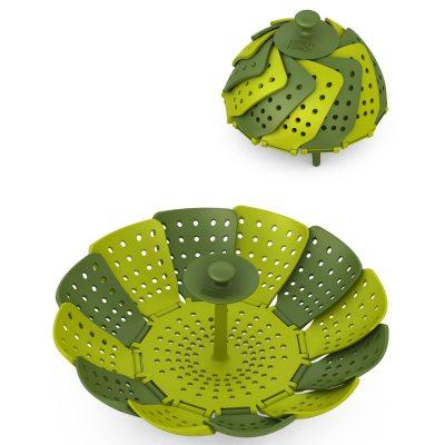 Lotus ångkoksinsats grön