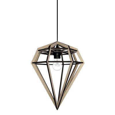 Döden lampa M, natur